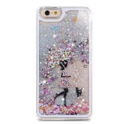 Premium Glitter Iphone 55s Limited liquid glitter unicorn bunny phone