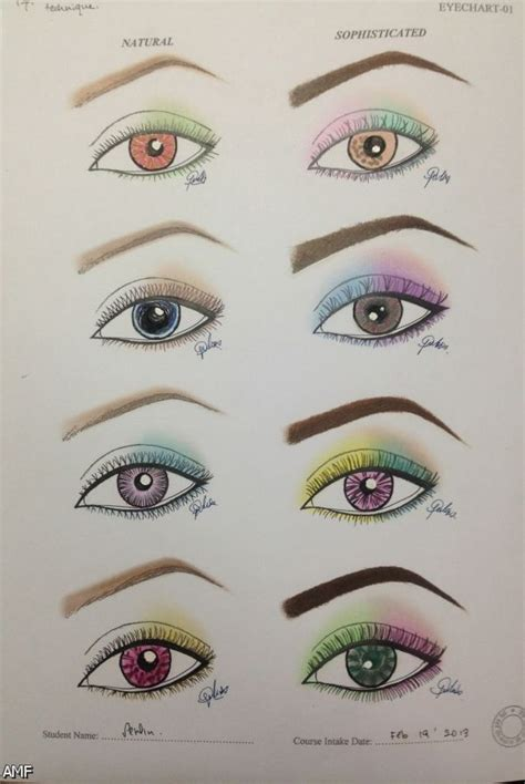 Eye Makeup Template 2015 2016 Fashion Trends 2016 2017 Eye Makeup Template