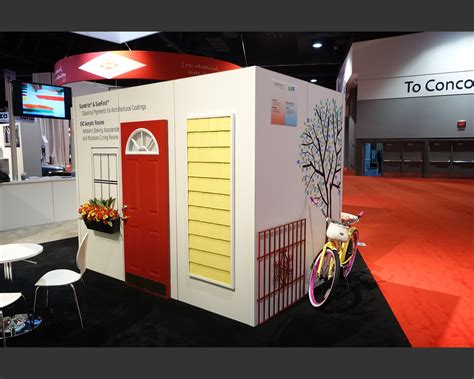 Trade Show Booth Design Graphics | graphics in trade show booths e4 design