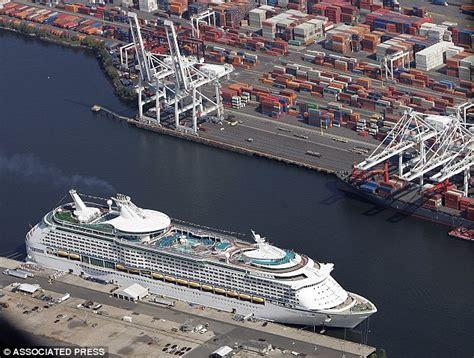 royal caribbean new boat royal caribbean cruise ship passengers fall ill as boat is