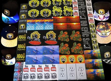 Joogsquad Stickers