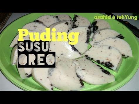 cara membuat puding choco oreo kuliner jalanan resep cara membuat puding oreo lezat doovi
