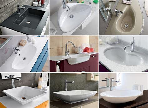 tipi di bagno arredaclick come scegliere il lavabo per il mobile