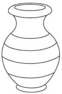 vase coloring pages download print free
