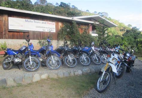 Motorradvermietung Costa Rica by Motorr 228 Der Zum Mieten In Costa Rica