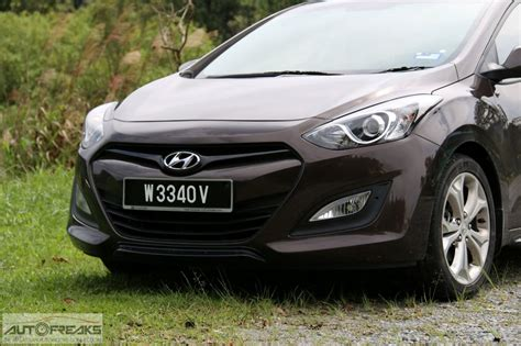 hyundai i30 sport test drive review hyundai i30 sport autofreaks
