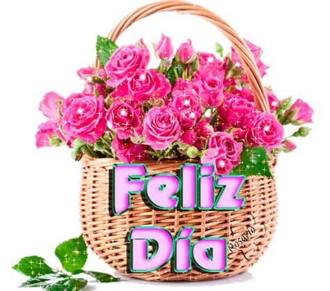 Imagenes De Feliz Dia Con Flores | 174 gifs y fondos paz enla tormenta 174 buen dia feliz dia