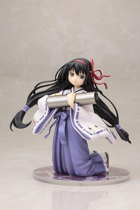Puella Magi Suzune Magica Vol 3 goodie homura akemi ver kotobukiya news