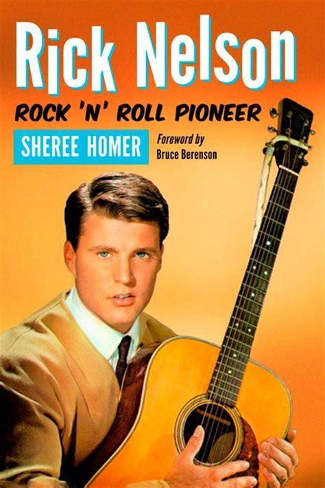 rick nelson rock n roll pioneer covers