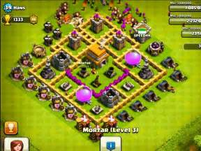 Town hall level 6 strategy guide clash of clans tips