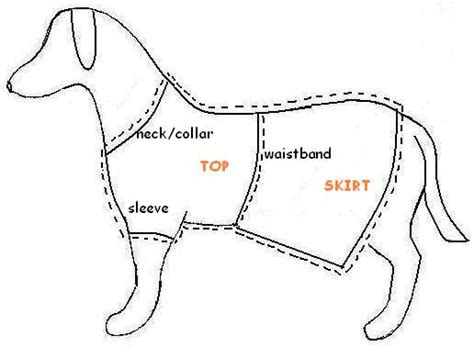sewing pattern for dog coat free pics for gt dog sweater sewing patterns