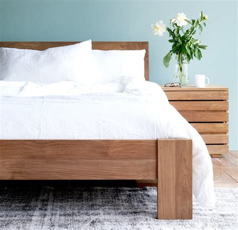 King Size Bed Frame Australia Azur Teak Bed Frame Australian King Size Originals Furniture