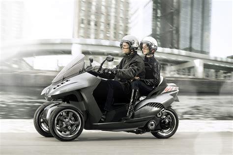 Dreirad Motorrad Vergleich by Peugeot Hybrid3 Evolution Concept Bilder Autobild De