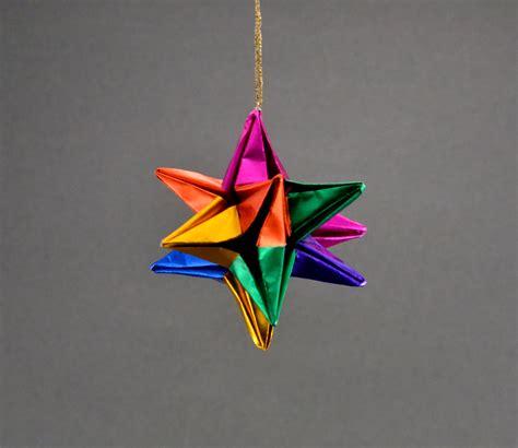 origami ornaments origami animal ornaments paper animal