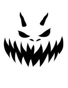 Halloween Pumpkin Faces Templates - easter stencils printable home gt pumpkin carving templates gt devil pumpkin patterns