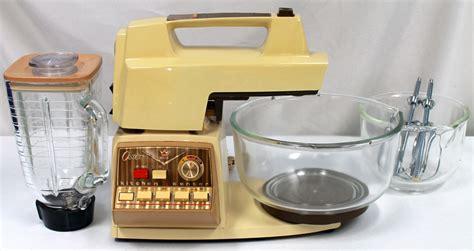 Oster Kitchen Center Parts List by Vintage Oster Imperial Kitchen Center Model 966 04f