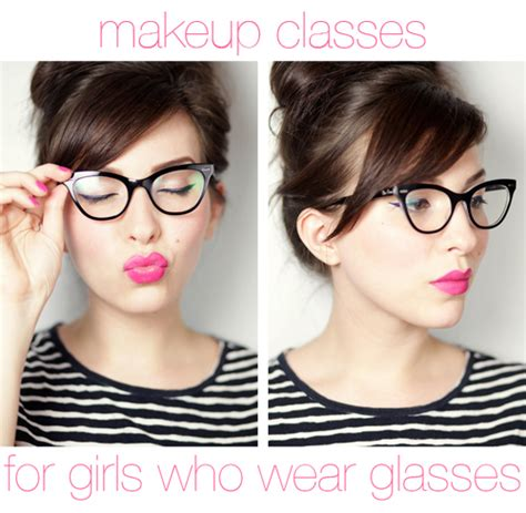 makeup tutorial for glasses makeup monday girls who wear glasses keiko lynn