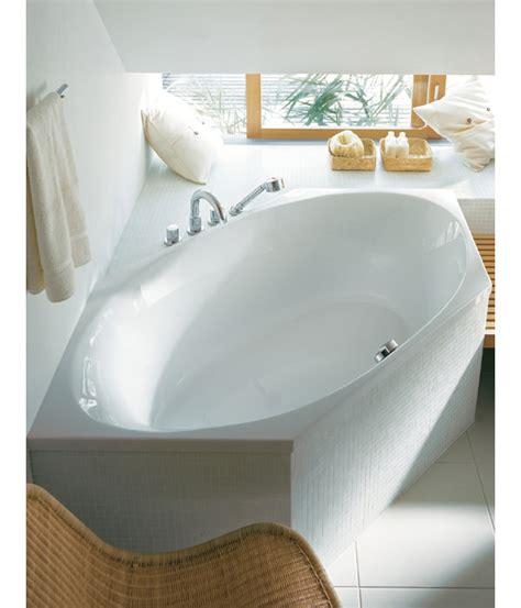 duravit badewannen duravit 2x3 hexagonal 2000 x 1000mm bath with frame 700026