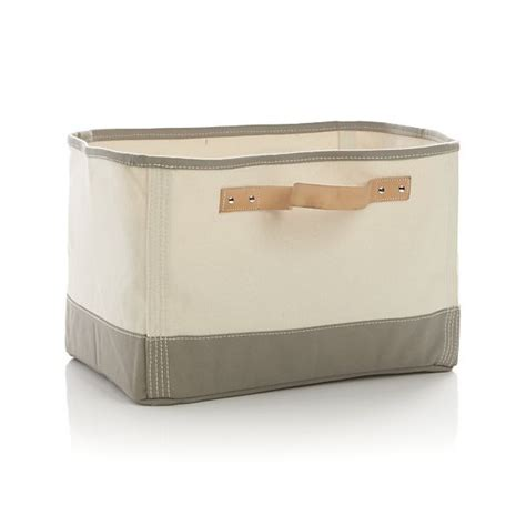 Crate And Barrel Bathroom Furniture Medium Zuzu Basket With Handle Leather Crate And Barrel And Bathroom Cabinets