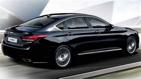 Hyundai Luxury Models by Hyundai S New Genesis Brand To Deliver Human Centered