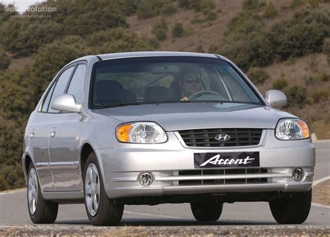 old car manuals online 2003 hyundai accent transmission control hyundai accent 5 doors specs 2003 2004 2005 2006 autoevolution