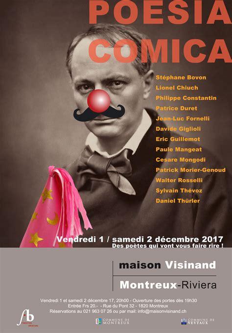 poesia comica spectacle 224 montreux tempslibre ch