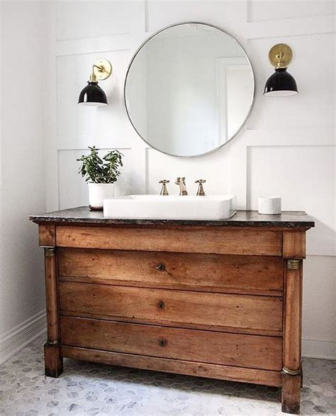 Vintage Dresser Vanity by 25 Best Ideas About Dresser Sink On Dresser
