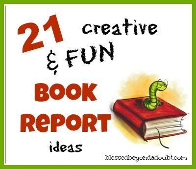 book report options 37 best book report images on book reports