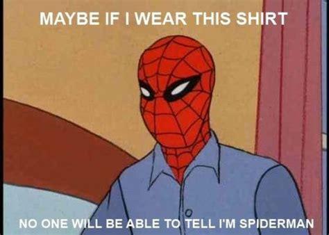 Spidey Meme - ranking the spider man animated series ign
