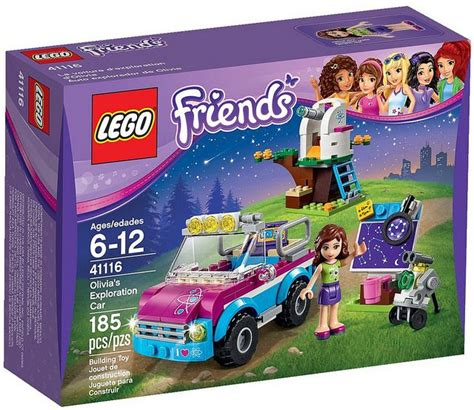Lego Friends Auto by 17 Best Ideas About Lego Friends Sets On Pinterest Lego