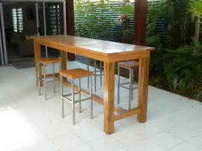 Outdoor Bar Table And Stools Products