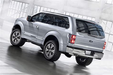 ford bronco    concept car