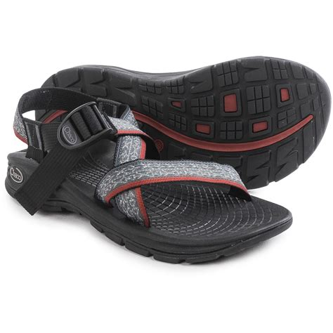 athletic sandals mens chaco z volv sport sandals for save 58