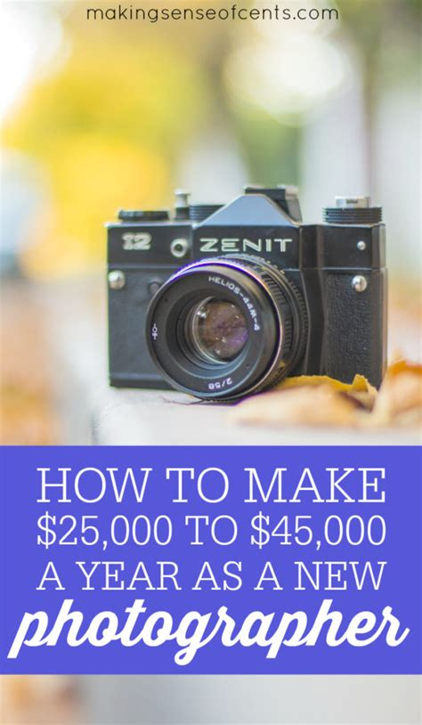 How To Make Money As A Photographer Online - how to make money with photography howsto co