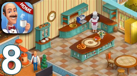 home design story walkthrough homescapes story walkthrough gameplay part 8 day 8 ios