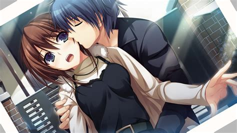 top 10 anime kiss scenes youtube