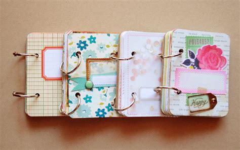 mini picture book the creative place diy mini minibooks