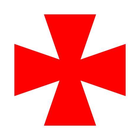 Kaos Sao Blue cross crusader 183 free vector graphic on pixabay