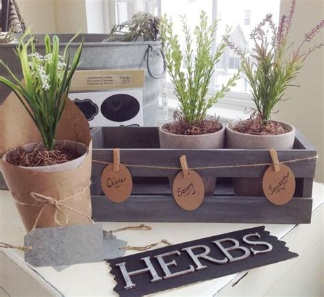 herb planter diy diy herb planter from michaels stores