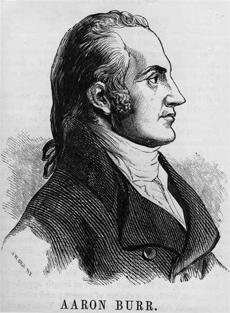 aaron burr aaron burr information from answers com