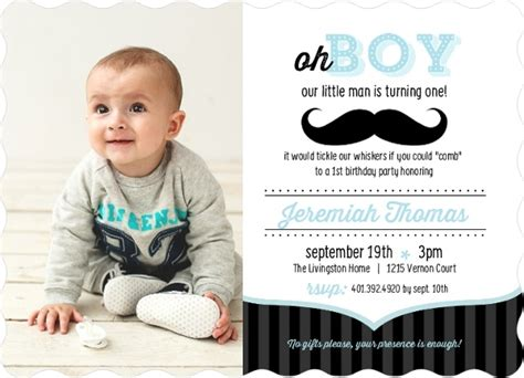 1st birthday invitation cards for baby boy in india blue and black moustache 1st birthday invitation boy birthday invitations