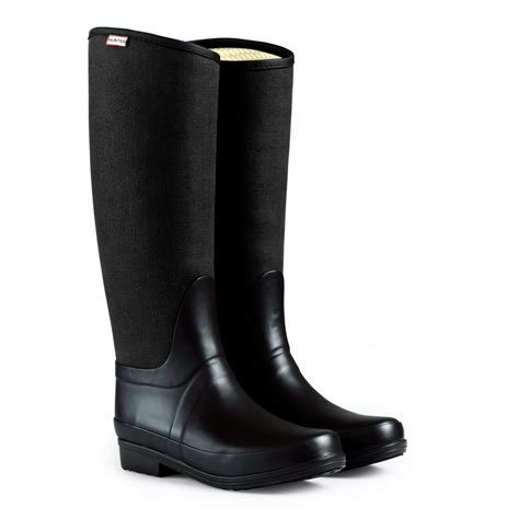 wellington rubber sts regent st canvas welly