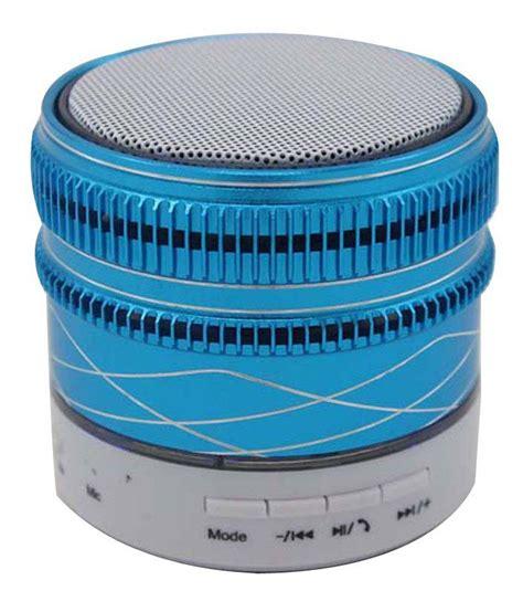 Speaker Bluetooth S10 Blue buy finger s s10 wireless bluetooth speaker blue