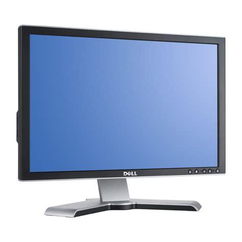 Monitor Lcd Dvi dell 2009wt 20 lcd monitor 16 10 widescreen tft vga dvi usb the pc room