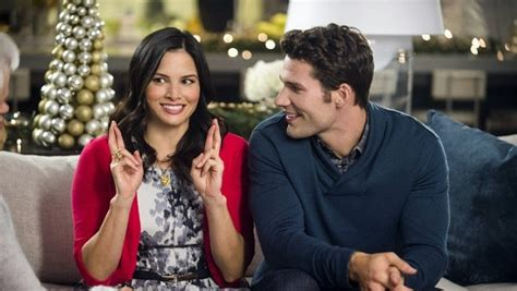 who is marc in 12 gifts of christmas hallmark movie