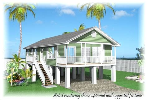 Florida Cottage House Plans by Small Key West Home Plans