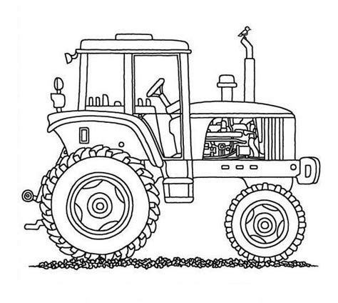 tractor coloring pages tractor coloring pages 360coloringpages