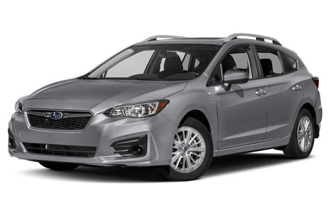 subaru impreza 2018 hatchback 2018 subaru impreza price photos reviews safety