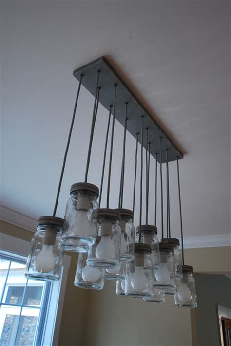 Eclectic Light Fixtures Finished Houses Fixtures Details Eclectic Pendant Lighting New York By Catskill Farms