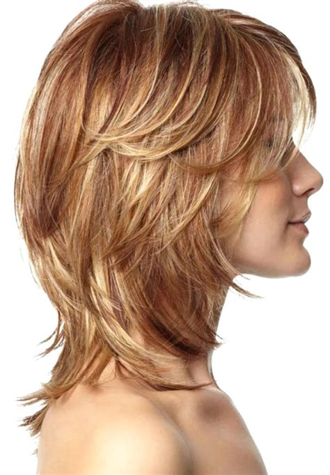 medium length hairstyles pinterest unique best medium length layered haircuts medium length